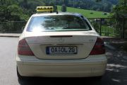 Taxi Dienstleistungen